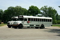 2007 North Moore HS - Bus Parking Lot