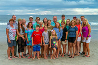 2017 07 Iowa Family Trip to SC Beach