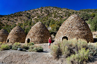 2012 05 Charcoal Kilns in Death Valley, CA