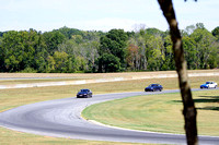 In 335i at Turn 2 of  Virginia International Roadway