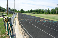 2007 North Moore HS - Track and Football Field