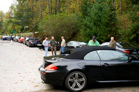 2009 10 Returning from TN side at Deals Gap in NC. Ready to go again