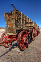 2012 05 Old Borax Wagon in Death Valley