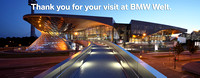 2015 04-09 Thank you from BMW Welt