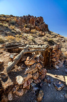 2012 05 Remains of Abandoned Mine near Harrisburg Ghost Town